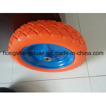 Hot-Selling PU Forma Roda 4.80 / 4.00-8